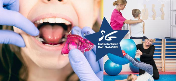 Denti e postura, come possono interagire?