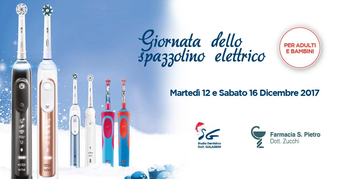 Giornata dello spazzolino elettrico